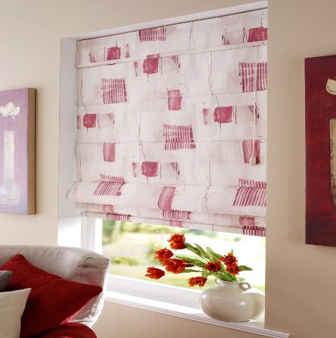 You are browsing images from the article: Roman Blinds